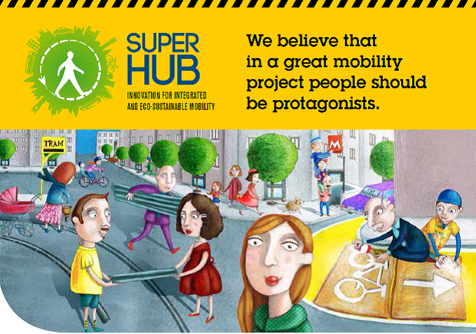 SuperHub: Connecting mobility