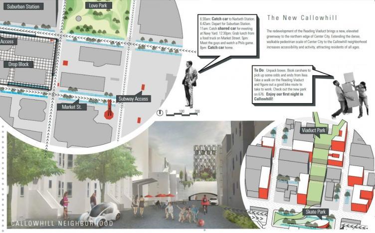 A driverless city