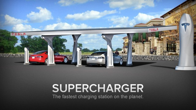 Elon Musk May Give Away Its Tesla Supercharger Patents To Spur Electric Car Development