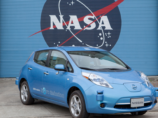 Nissan & NASA join forces on driverless