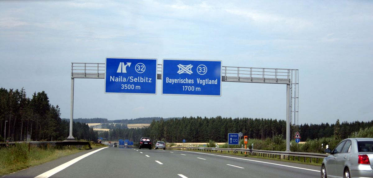 Germany's A9 autobahn set for driverless