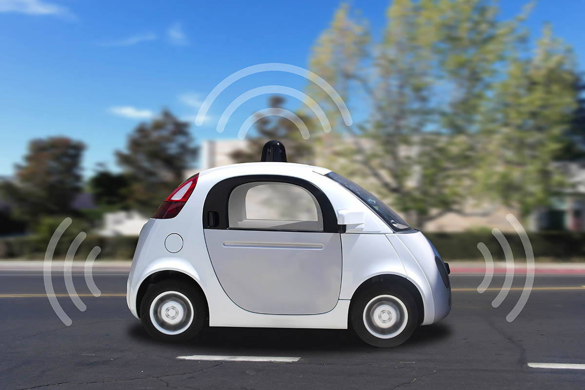 Driverless vehicles are around the bend: Is this the insurance industry's Kodakmoment?